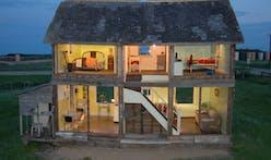 Abandoned Farm House Turned Into Life-Size Dollhouse