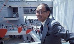 Looking back at some of I.M. Pei's building milestones on Archinect