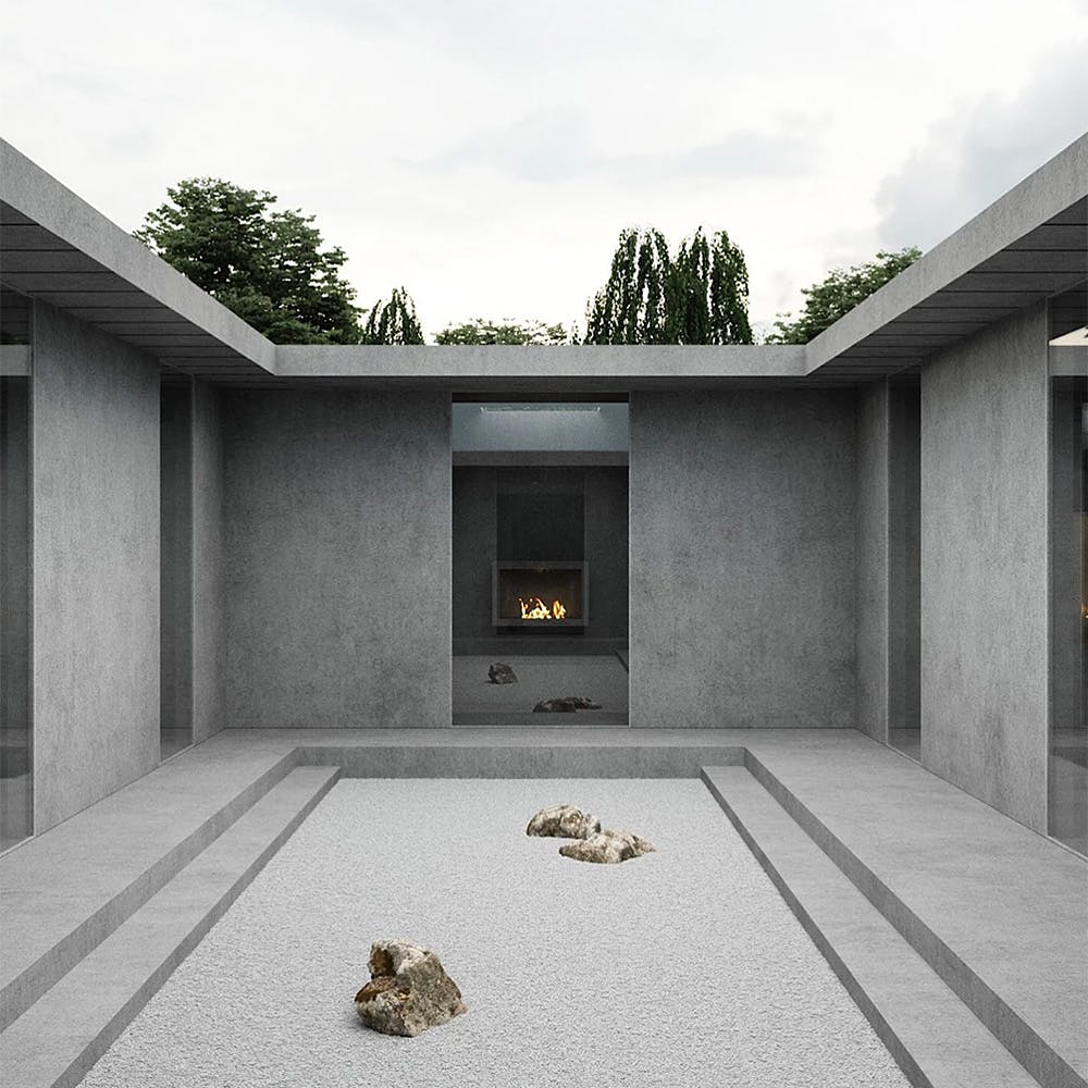 Home Design Ideas In Low Cost: Kanye West's First YEEZY Home Project Appears To Be A