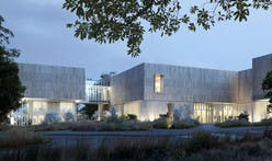 Allied Works reveals plans for its expansion of the new Palmer Museum at Penn State