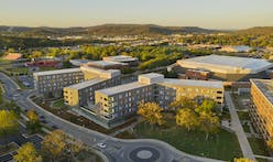 University of Arkansas debuts the largest mass timber building in the U.S.