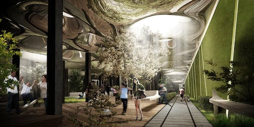 "A rendering of the Lowline proposal, via the project's <a href=""https://www.kickstarter.com/projects/855802805/lowline-an-underground-park-on-nycs-lower-east-sid"">Kickstarter campaign</a> launched in February 2012."