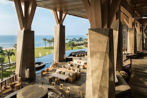 YANG杨邦胜_石梅湾威斯汀度假酒店-大堂(The Westin Shimei Bay Resort)