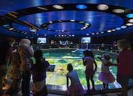 New England Aquarium - Giant Ocean Tank