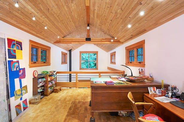 Bainbridge Island Farmhouse (Image: Michael Cole for CTA Design Builders)