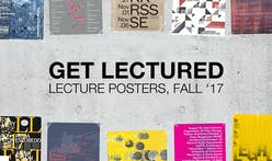 Vote for your favorite Get Lectured Fall '17 lecture posters!
