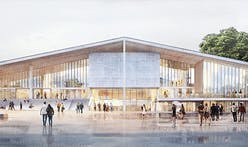 Construction costs for Herzog & de Meuron's Museum of the 20th Century ballooning