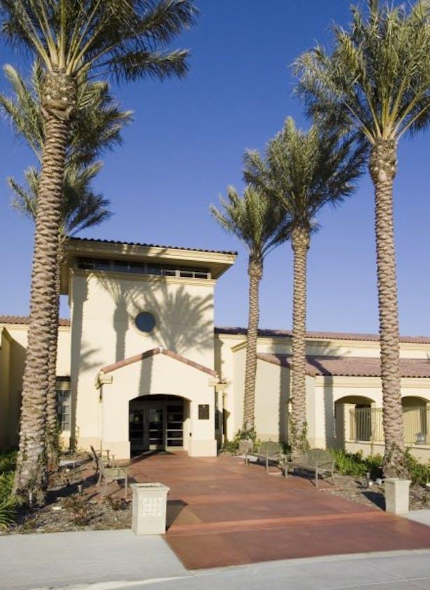 Rancho Cucamonga Community Center   Nicholas Guttilla