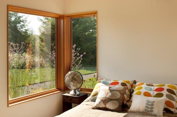 Olympia Prairie Home bedroom