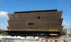 David Adjaye on the National Museum of African American History and Culture (and other projects)