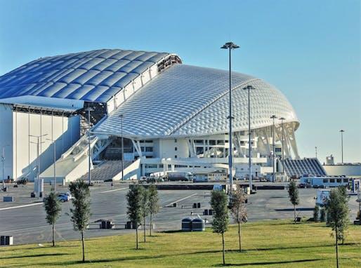 Fisht Stadium, Sochi