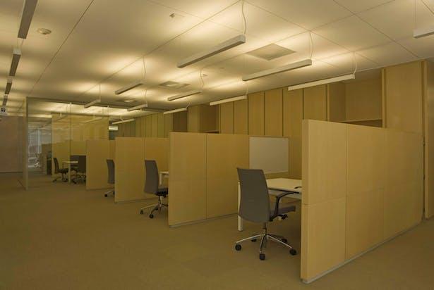Oficinas Techint - Taller de Arquitectura