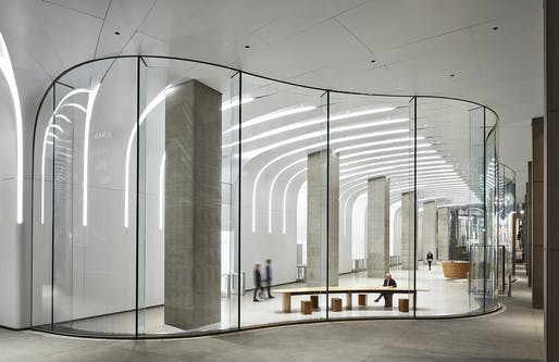 CME Center at 10+30 S. Wacker in Chicago, IL by Krueck Sexton Partners