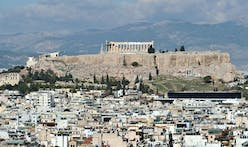 Greece protests over government plans to sell off historic national buildings