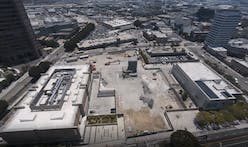 Downtown LA's Parker Center is gone: watch this time-lapse demolition video of the former LAPD headquarters