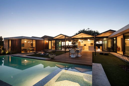 Henbest House by ras-a, inc. Photo © Chang Kim Photography