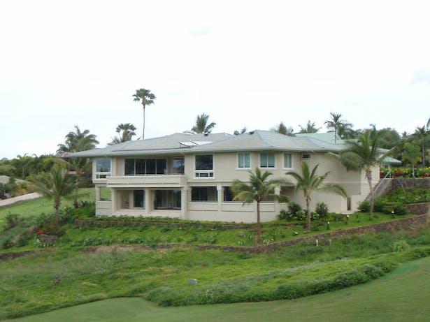Wailea Spencer Home Golf Course View