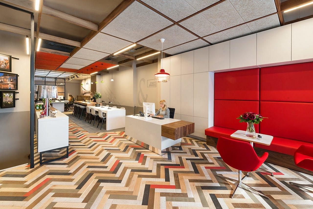 Strutt Parker Interior Design I Am Archinect