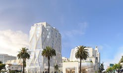 Environmental impact evaluation begins for Frank Gehry's Ocean Avenue Project