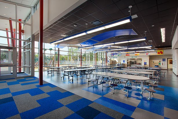 Cafeteria C&N Photography