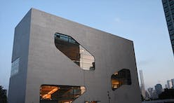 A decade in the making, Steven Holl's Queens Library prepares for its grand opening