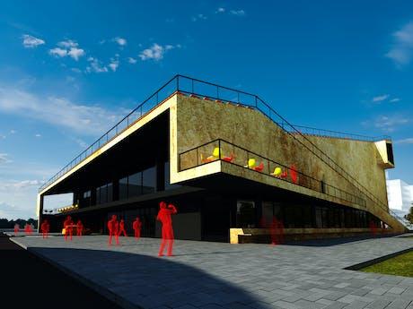 Gaziantep Sehit Kamil Art Center