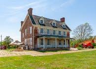 Restoration of Historic Maryland Mansion