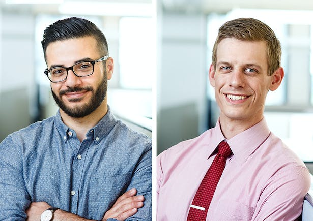 Emad Hasan & Jonathan Hoyle Promoted to Associate Principal at The Lighting Practice