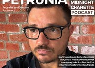 #94 - Paul Petrunia, Founder of Archinect on Online Media, Technology and Archinect