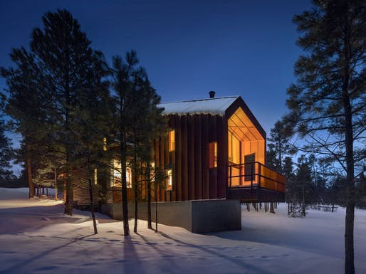 Starlight Cabin by Studio Ma. Photo: Studio Ma.
