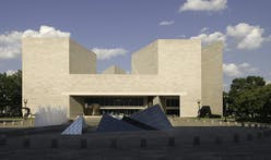 I.M. Pei's National Gallery of Art building set to reopen this week in Washington