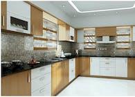 Modular kitchen Kottayam - ID3 Interiors