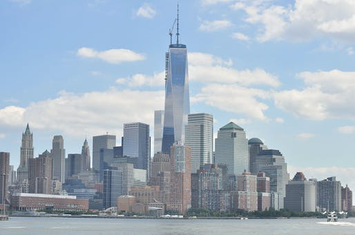 One World Trade Center (Wikimedia)