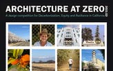 The American Institute of Architects, California announces the launch of the tenth Architecture at Zero competition