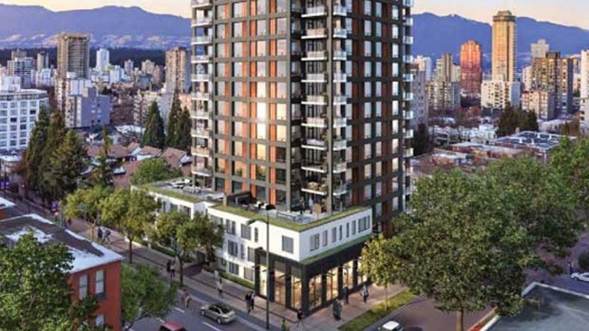 Another Case Of Quot Poor Door Quot For Proposed Vancouver High