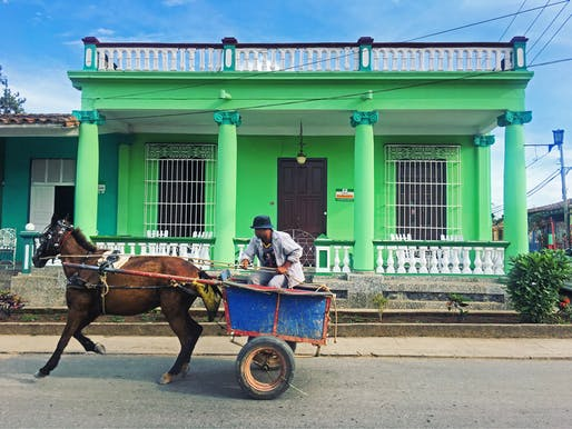 Photo in Cuba by Kaley Overstreet.
