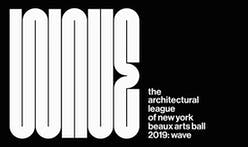 The Architectural League announces Beaux Arts Ball 2019: WAVE