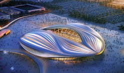 Zaha Hadid: 'Qatari situation' doesn't apply to her stadium site
