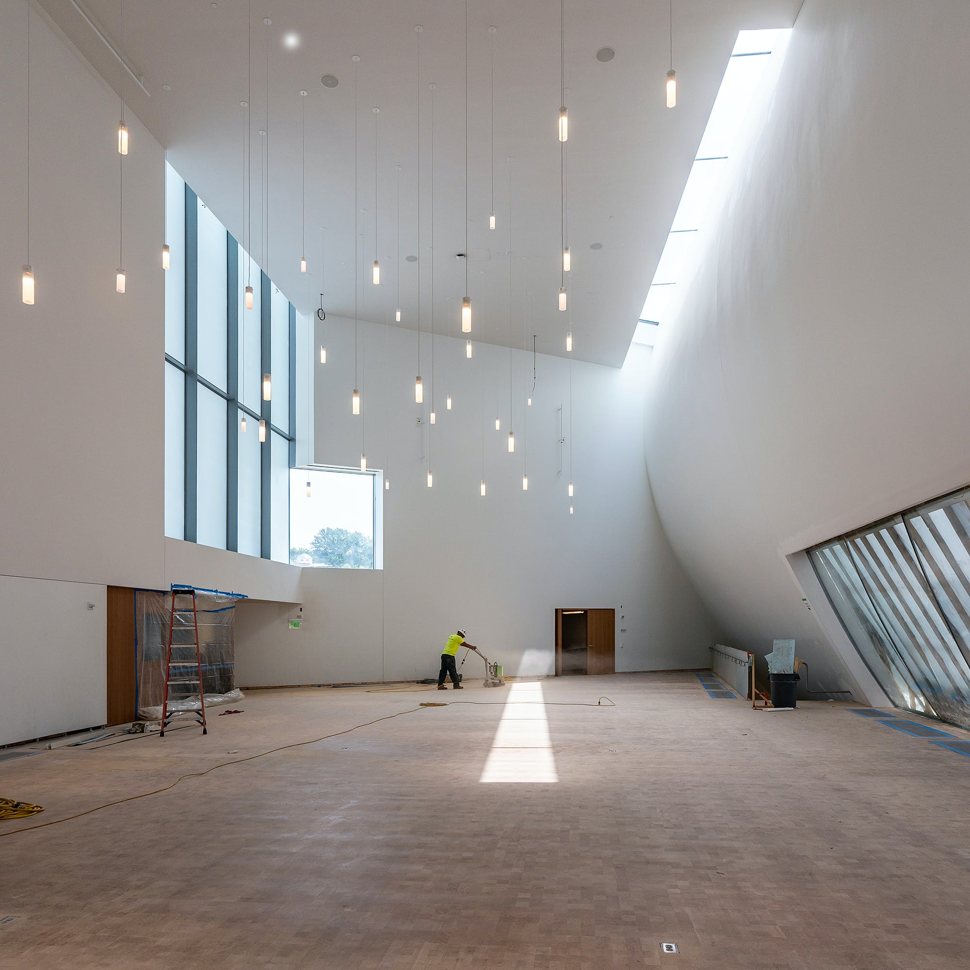 Kennedy Floor Covering Carpet Gallery: New Preview Photos Of Steven Holl Architect's Kennedy