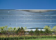 Sina Plaza, Beijing, China, by Aedas