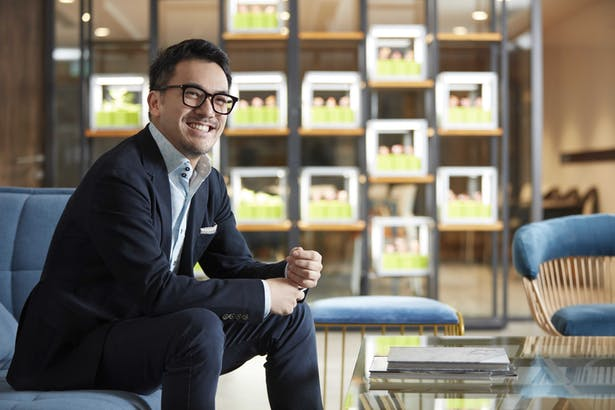 Gregory Leong, recently appointed Director at LWK + PARTNERS to oversee the Planning & Urban Design Team