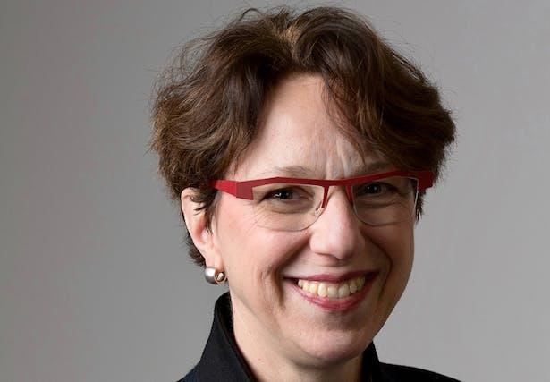 Alexandra Staub, professor of architecture, Penn State Stuckeman School