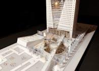 JOA new project _ Cheongju New Cityhall City Projection