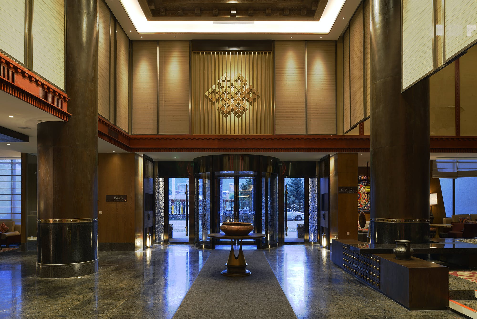 Hilton Garden Inn Shangri-La(YANG & ASSOCIATES GROUP) | Bangsheng ...