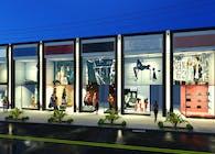 Store Galary Facade