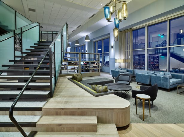 Boston Consulting Group (Seattle) Image: Spencer Lowell