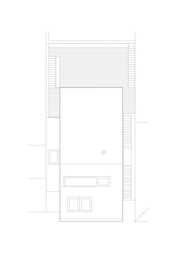 Roof Plan Kuba & Pilař architekti
