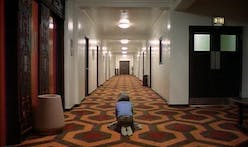 ‪Film psychology THE SHINING spatial awareness and set design