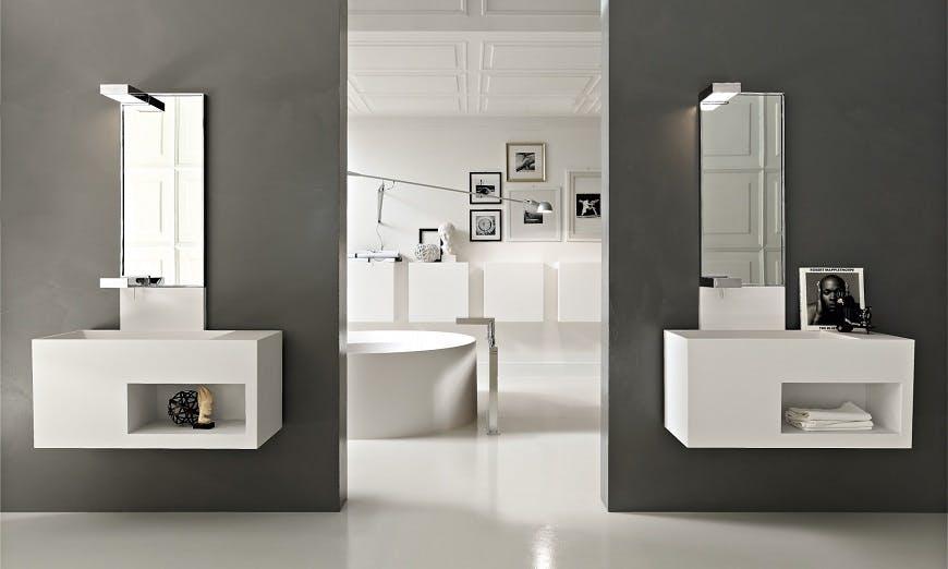 Arredo bagno | Arredamenti Roma | Archinect