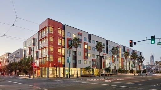 Nancy and Stephen Grand Family House; San Francisco | Leddy Maytum Stacy Architects. Photo: Bruce Damonte.